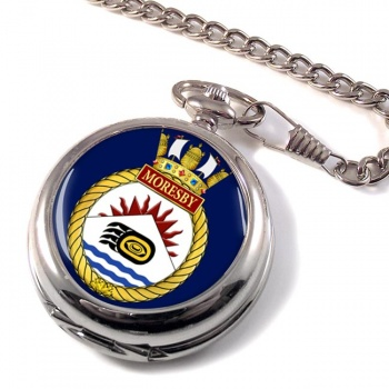 HMCS Moresby Pocket Watch