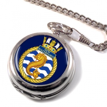 HMCS New Waterford Pocket Watch