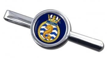 HMCS New Waterford Round Tie Clip