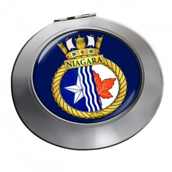 HMCS Niagara Chrome Mirror