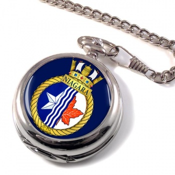 HMCS Niagara Pocket Watch