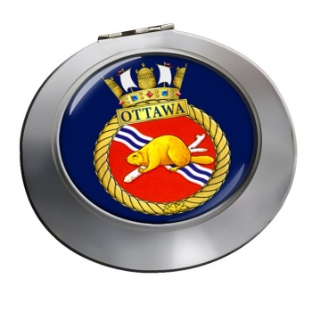 HMCS Ottawa Chrome Mirror