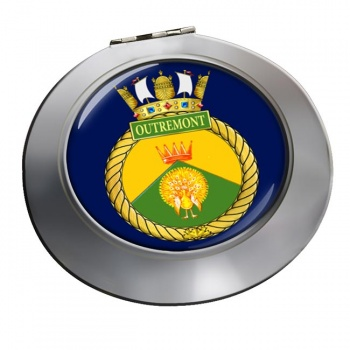 HMCS Outremont Chrome Mirror
