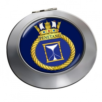HMCS Penetang Chrome Mirror