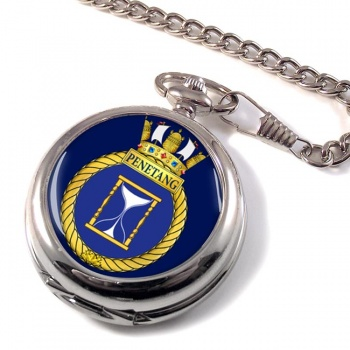 HMCS Penetang Pocket Watch