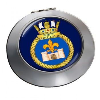 HMCS Porte Saint-Louis Chrome Mirror