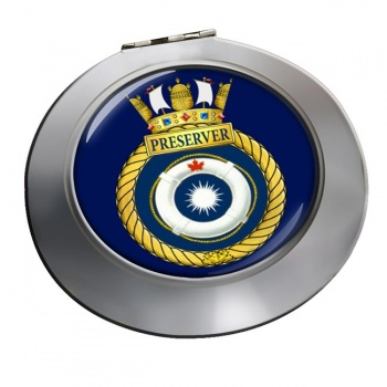 HMCS Preserver Chrome Mirror