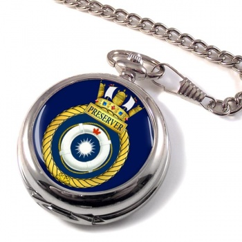 HMCS Preserver Pocket Watch