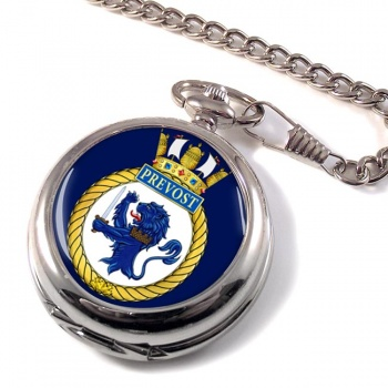 HMCS Prevost Pocket Watch