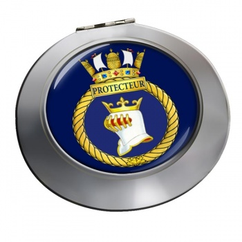 HMCS Protecteur Chrome Mirror