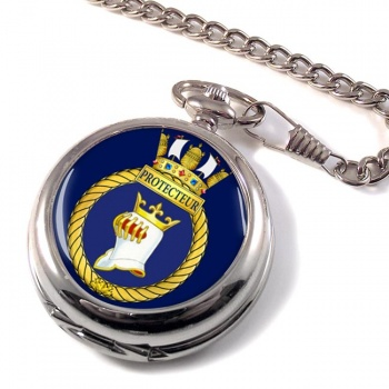 HMCS Protecteur Pocket Watch