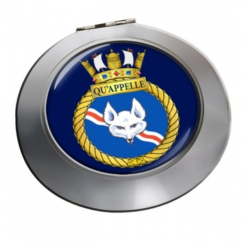 HMCS Qu'Appelle Chrome Mirror