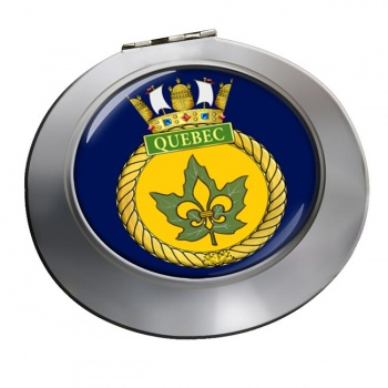 HMCS Quebec Chrome Mirror