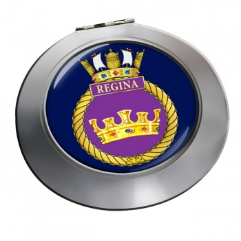 HMCS Regina Chrome Mirror