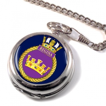 HMCS Regina Pocket Watch
