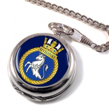 HMCS Revelstoke Pocket Watch