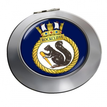 HMCS Rockcliffe Chrome Mirror
