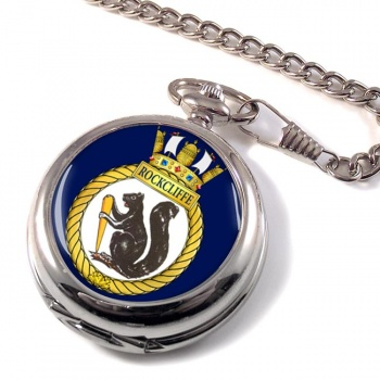 HMCS Rockcliffe Pocket Watch