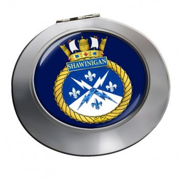 HMCS Shawinigan Chrome Mirror