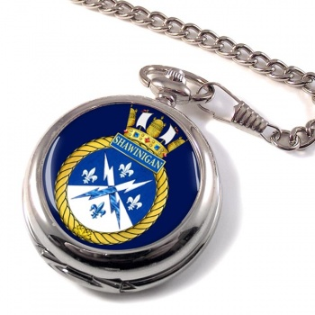 HMCS Shawinigan Pocket Watch