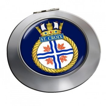 HMCS St. Croix Chrome Mirror
