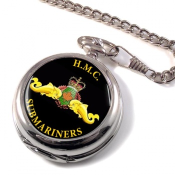 RCN Submariners Pocket Watch