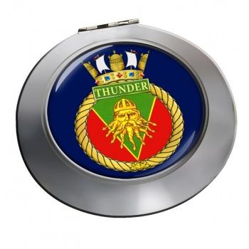 HMCS Thunder Chrome Mirror