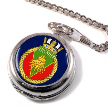 HMCS Thunder Pocket Watch