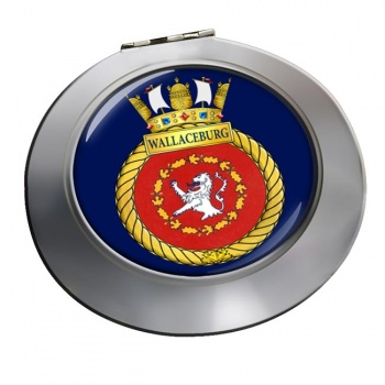 HMCS Wallaceburg Chrome Mirror