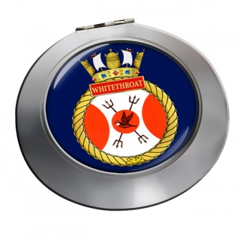 HMCS Whitethroat Chrome Mirror