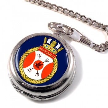 HMCS Whitethroat Pocket Watch