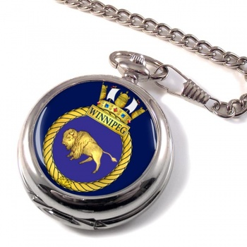 HMCS Winnipeg Pocket Watch