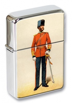 Royal Engineers 1864 Flip Top Lighter