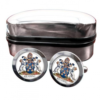 Reading (England) Crest Cufflinks