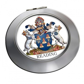 Reading (England) Round Mirror