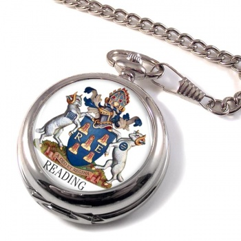 Reading (England) Pocket Watch