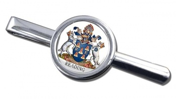 Reading (England) Round Tie Clip