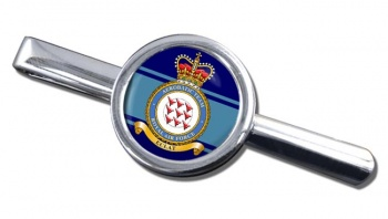 Red Arrows Aerobatic Team (Royal Air Force) Round Tie Clip