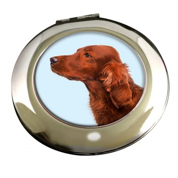 Irish Red Setter Mirror