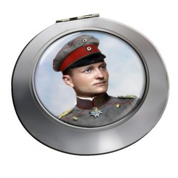 Manfred von Richthofen Chrome Mirror