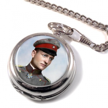 Manfred von Richthofen Pocket Watch