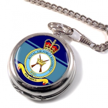 Royal Air Force Regiment Pocket Watch