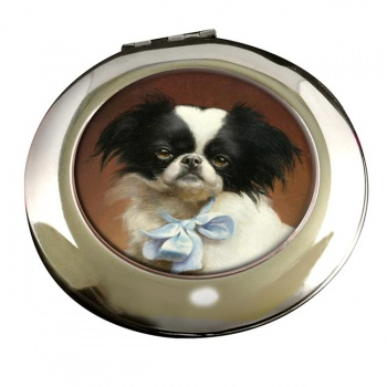 Japanese Chin by Carl Reichert Mirror