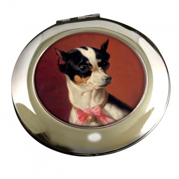 Toy Pinscher by Carl Reichert Mirror