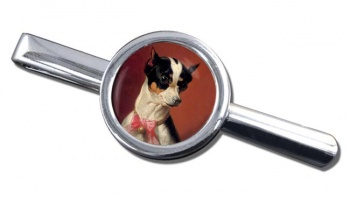 Toy Pinscher by Carl Reichert Tie Clip
