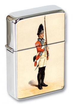 Royal Fusiliers (City of London Regiment) 1770 Flip Top Lighter