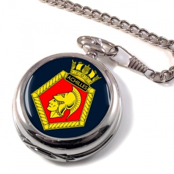 RFA Achilles (Royal Navy) Pocket Watch