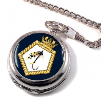 RFA Black Ranger (Royal Navy) Pocket Watch