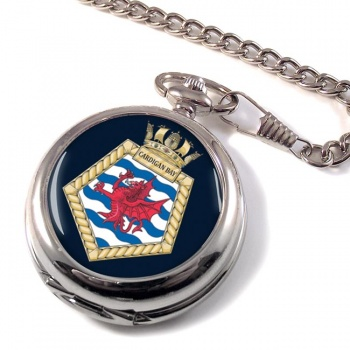 RFA Cardigan Bay (Royal Navy) Pocket Watch
