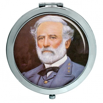 Robert E Lee Compact Mirror